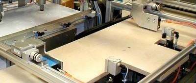Ausrichten von Bögen nach Druckmarken