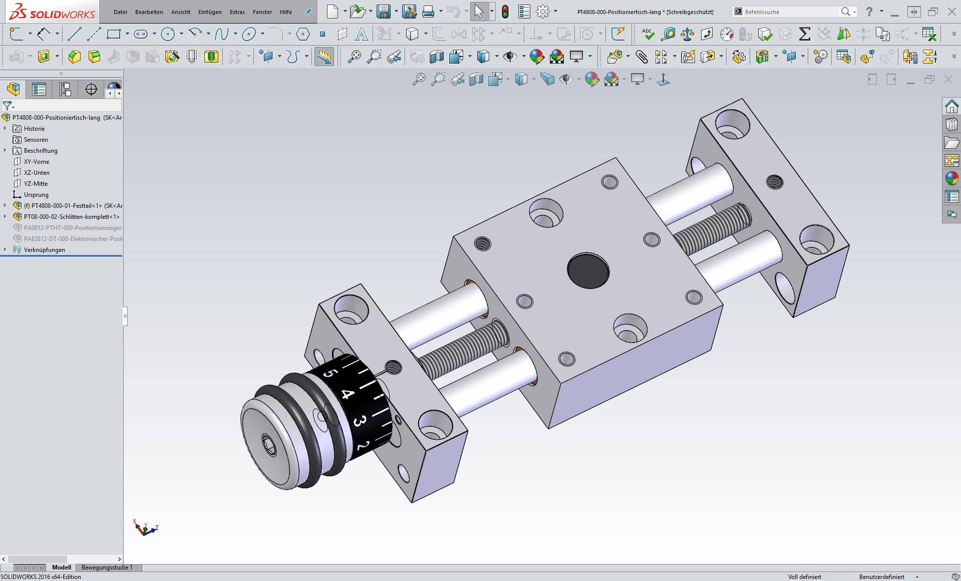 CAD Konstruktion MM Engineering