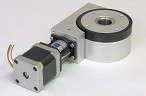 Motor rotary tables coaxial drive BS-line