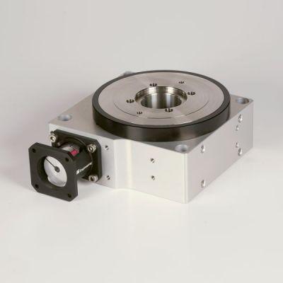 Motordrehtisch Antrieb koaxial ohne Motor MDT360110-SG-I40-AK-B