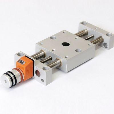 Positioniertisch lang mit mechanischem Positionsanzeiger PT7312-PA
