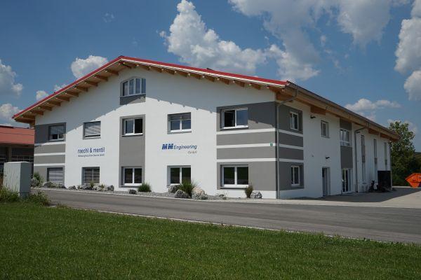 Firmengebäude MM Engineering