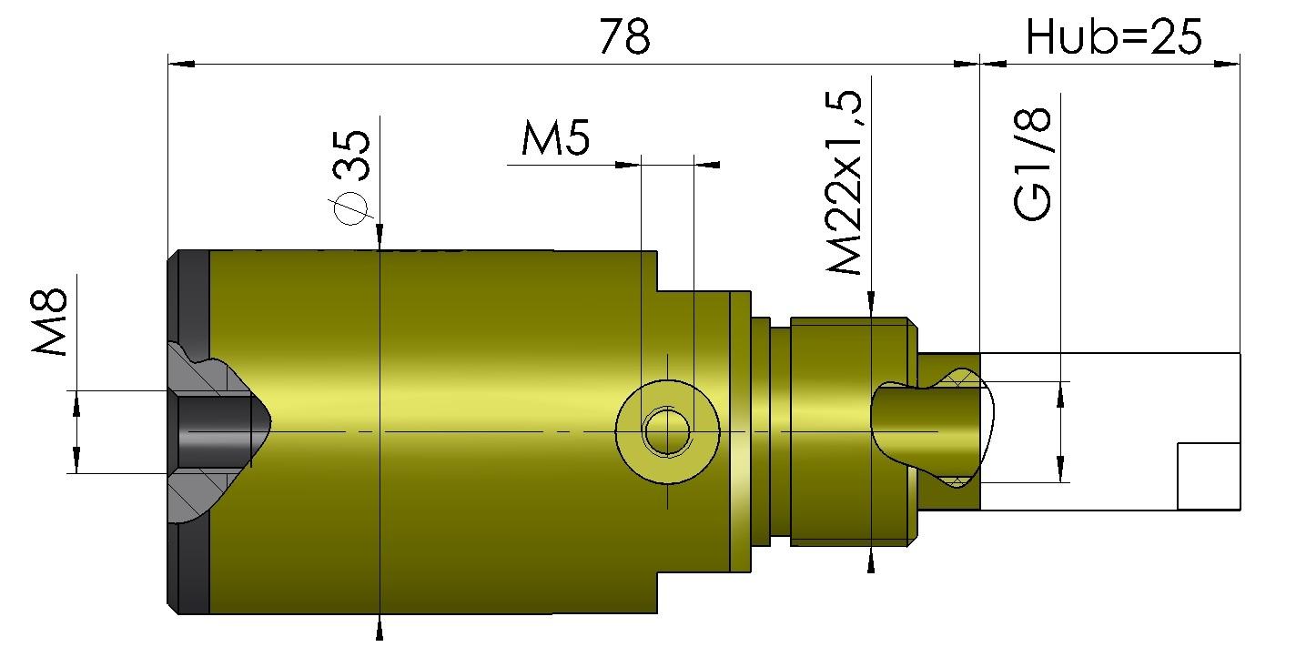 Massblatt DHS3025-S