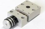 kompakter manueller Linearversteller